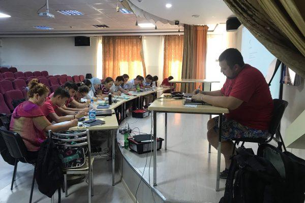 Школа перподавателей