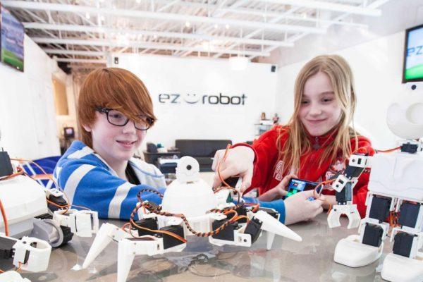 Лига Роботов — воспитываем инженерное поколение!