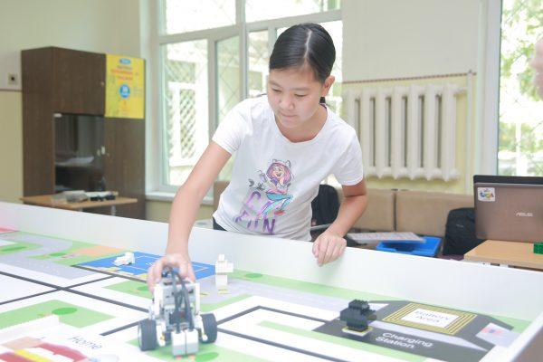 Робототехника в Бишкеке