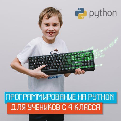 Описание курса   Python