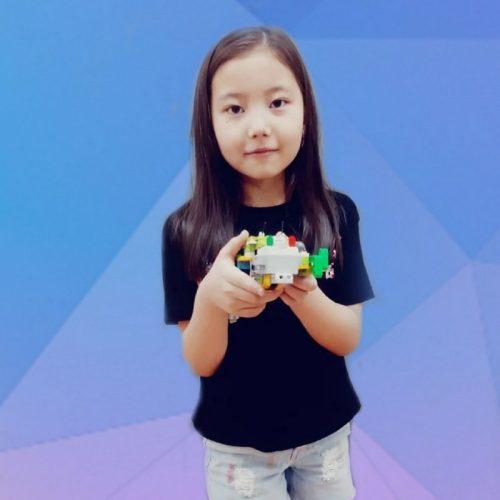 Девочки в робототехнике